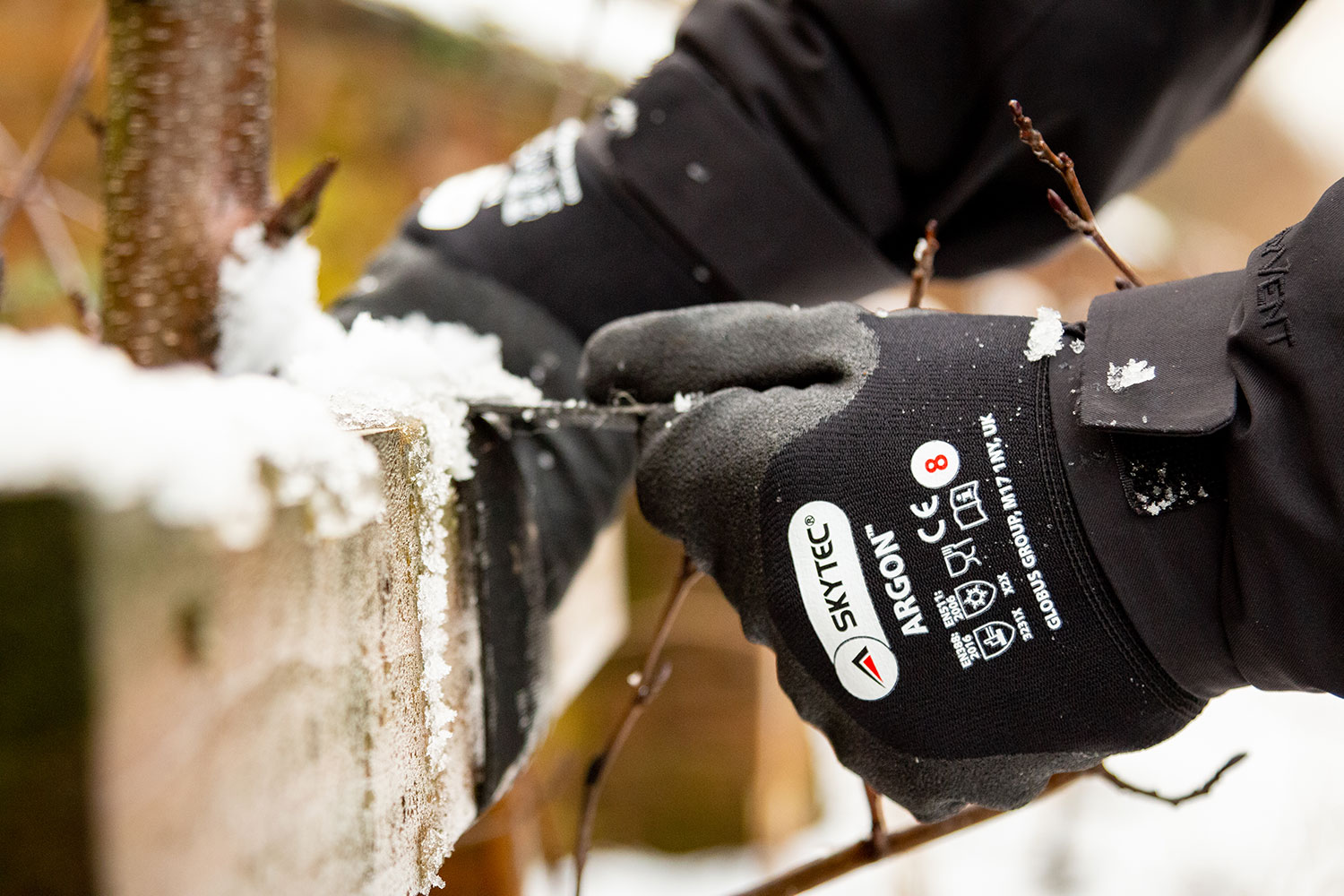 Gloves to keep you cropping