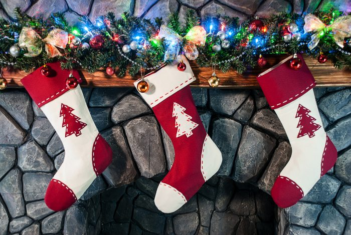 December – Christmas stocking fillers